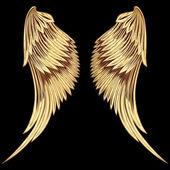 Photo Golden Wings set