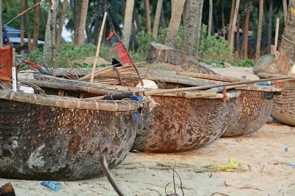 Vietnamian boats
