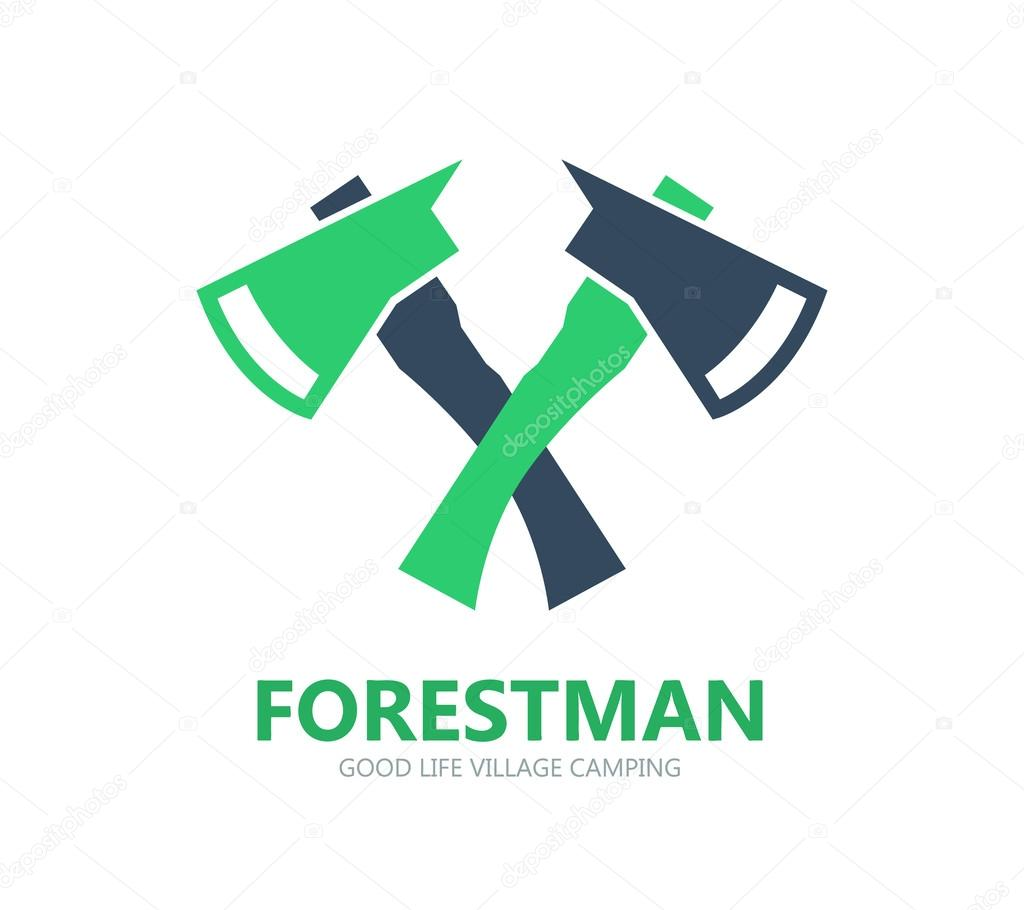 Forest axe logo or symbol icon stock vector lifeking83 69341903 forest axe logo or symbol icon stock vector buycottarizona Choice Image