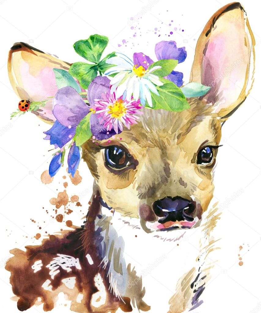 Dog Wearing Glasses Painting