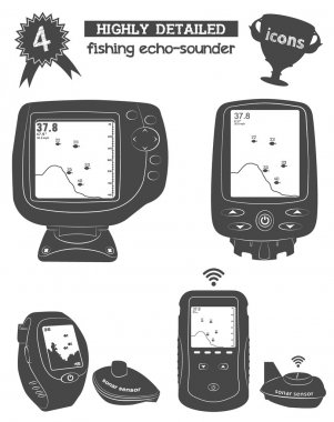 Fishing echo-sounder