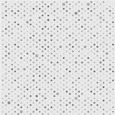 circles fabric background