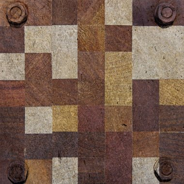 square plate texture