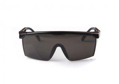 Sun ski glasses