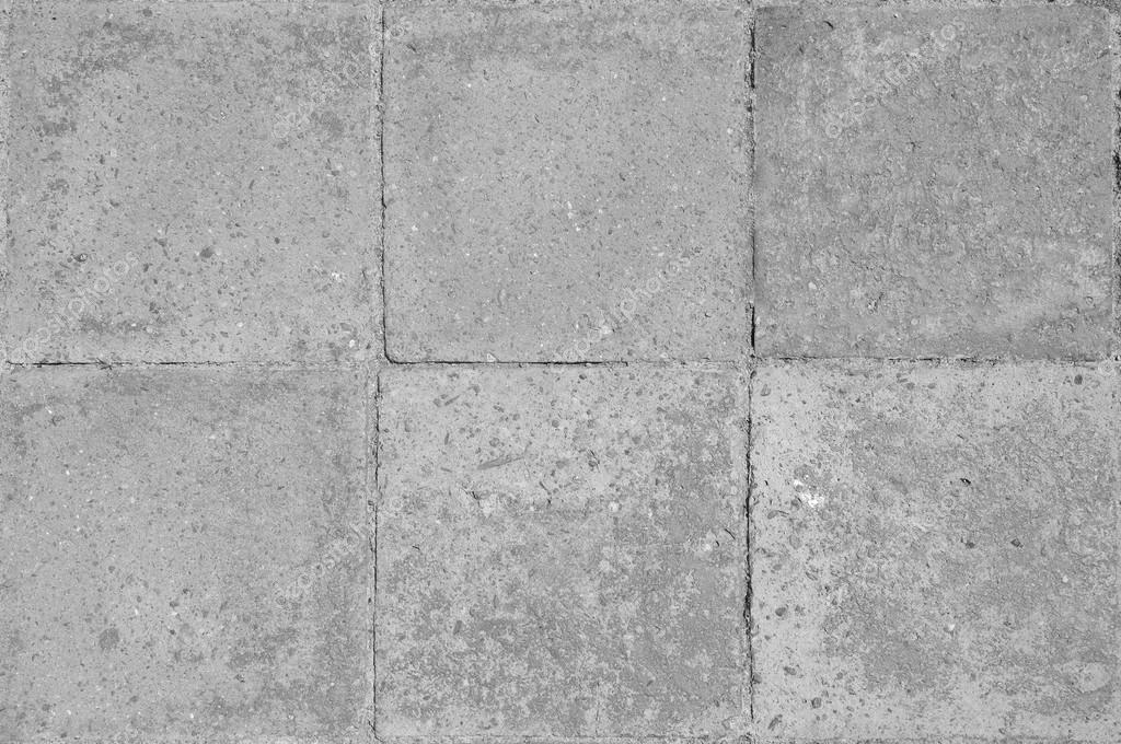 Mattonelle quadrate di cemento u foto stock kues