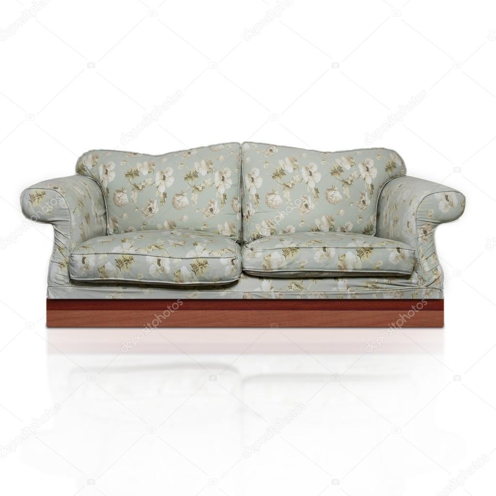 product couch floral sofa chairish broyhill and pillows