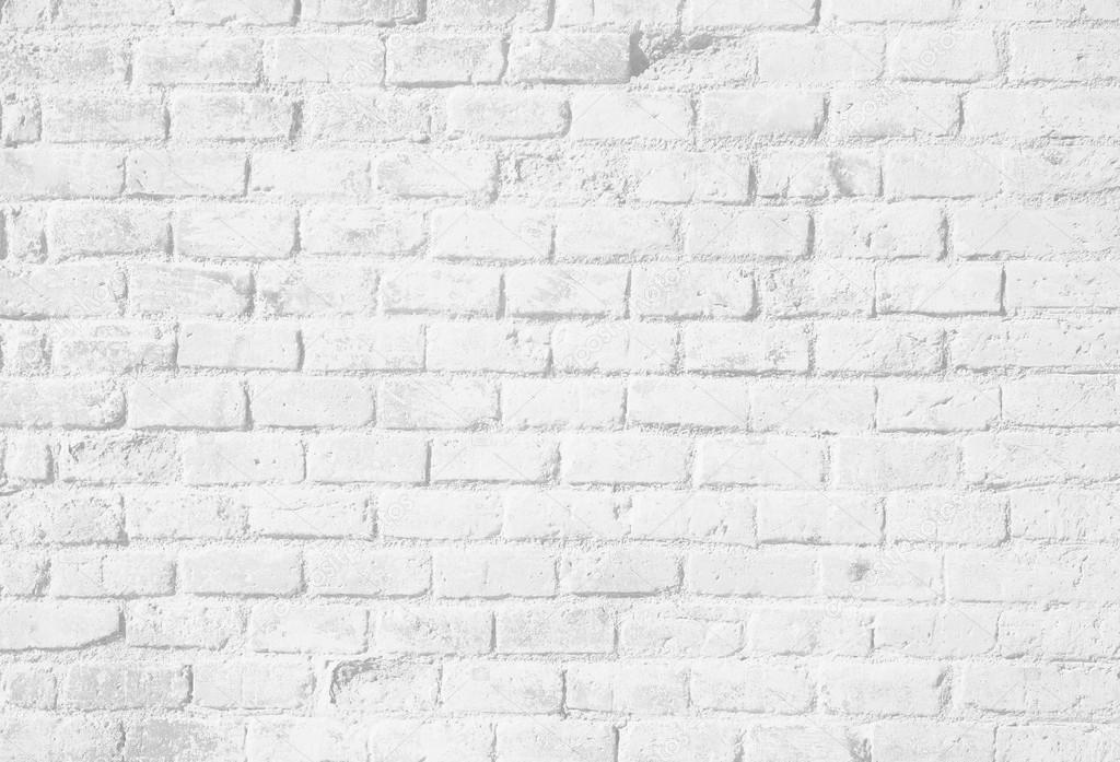 White Bricks Wall Stock Photo Kues 68399301