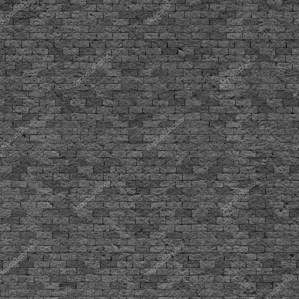 Salon Brique Grise : Texture de mur brique grise — photographie kues