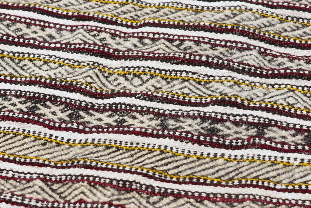 Berber muster  einer traditionellen marokkanischen handgemachte Berber Teppich ...