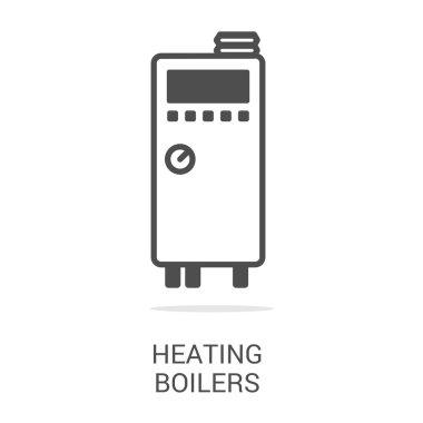 Vector icon gas equipment