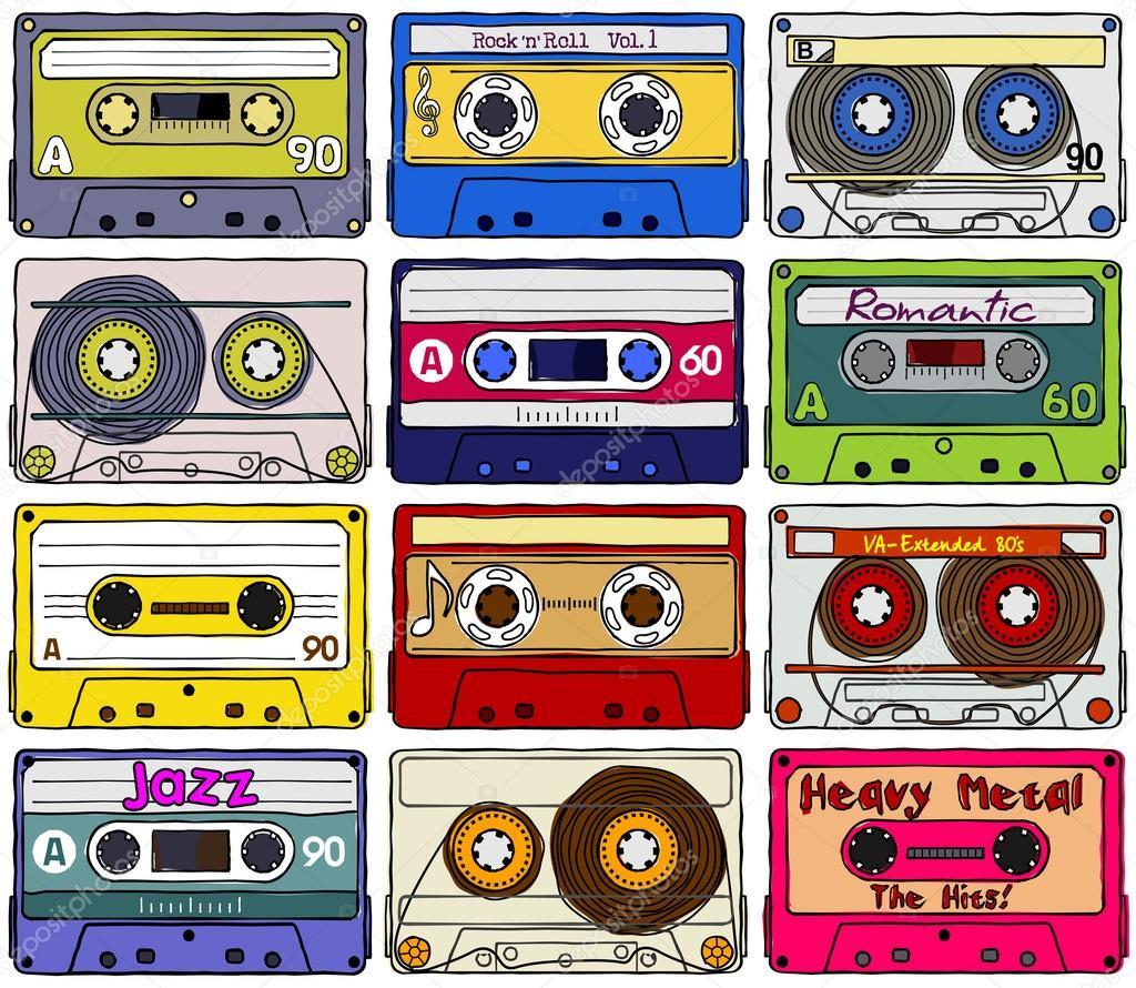 Resultado de imagen de cassettes
