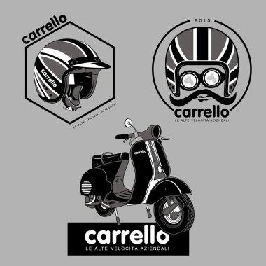 Scooter. Carrello.01