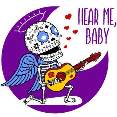 Skeletons Angel Serenade