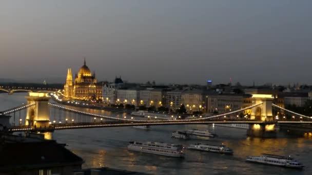 Magyar Országgyűlés, Budapest Duna