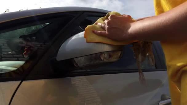 Mytí aut v reálném čase