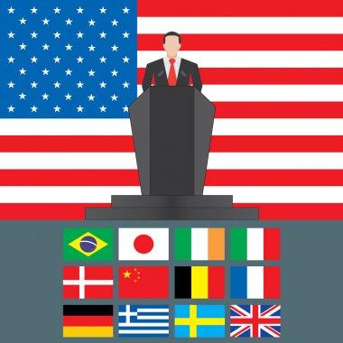 United States of America Shutdown