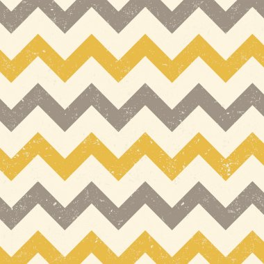 Pattern background with zig zag