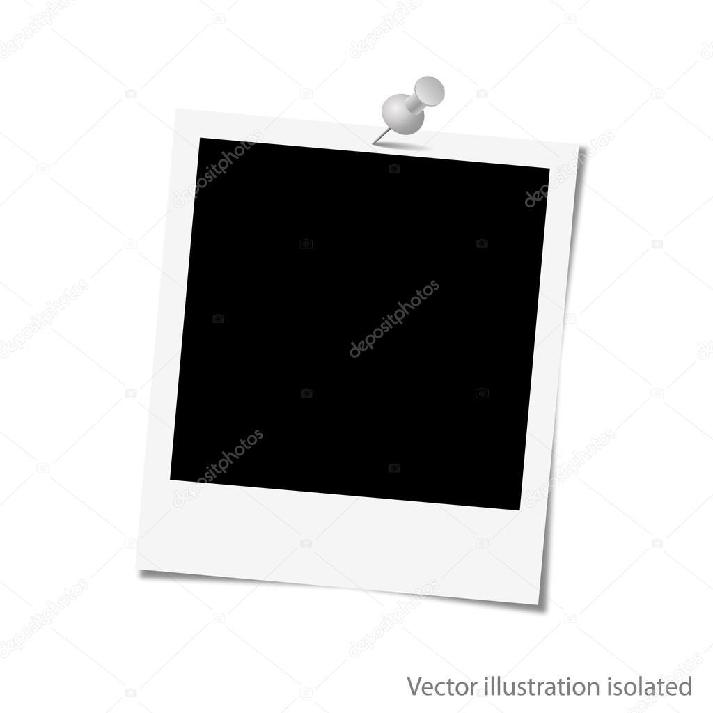Marco de foto álbum — Archivo Imágenes Vectoriales © 4zeva #75107823