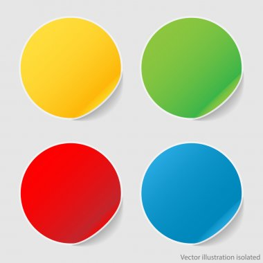 Color Set stickers