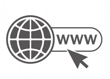 Website address icon