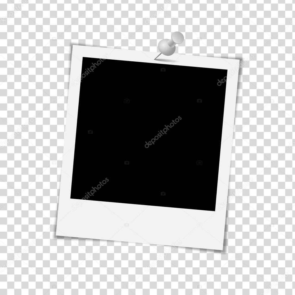 Photo frame on white background stock vector 4zeva 84263860 photo frame on white background stock vector jeuxipadfo Gallery