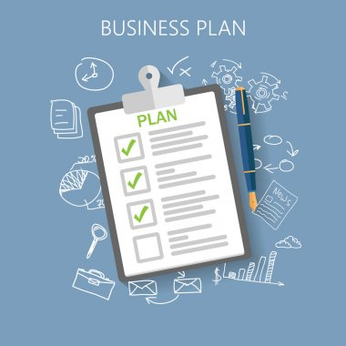 Business plan Flat