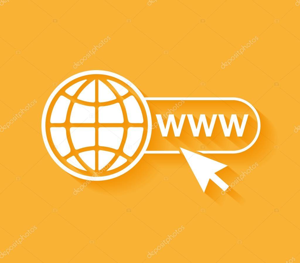 página web blanco desprotegido