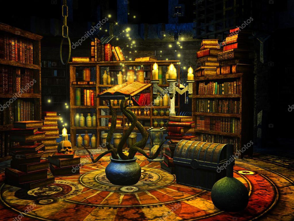 Room Floor Plan Free Wizard S Study Stock Photo 169 Mentona 61588177