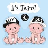 Je to dvojčata