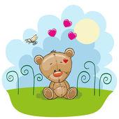 Medvěd se srdcem