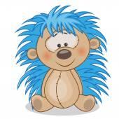 Cute Hedgehog isolated