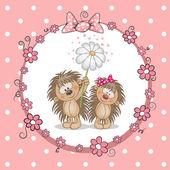 dva ježky