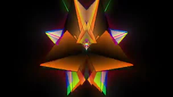 Prism-Pyramidal Kaleidoscopic Pattern 06