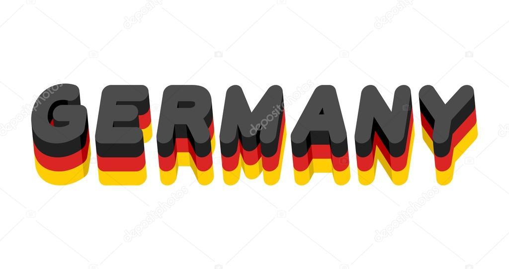 германия картинка с надписью каждый