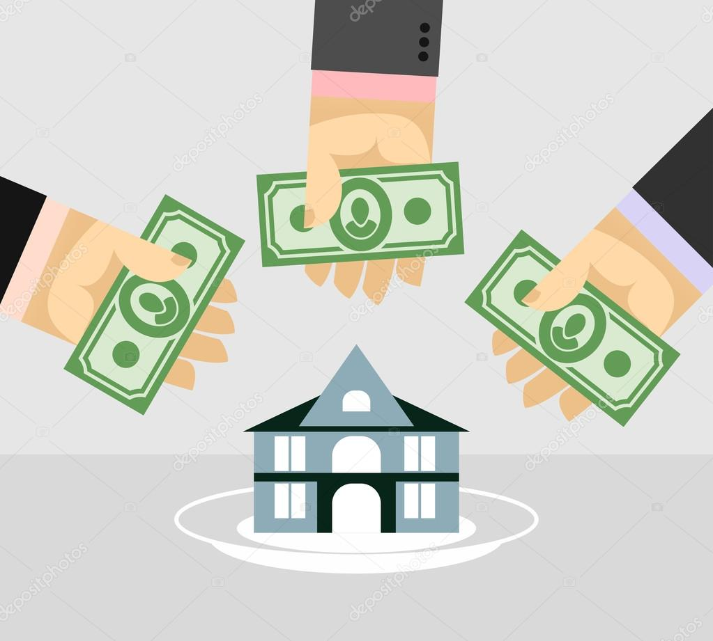 Armas Y Dinero Comprar Una Casa Venta De Una Casa Negocios