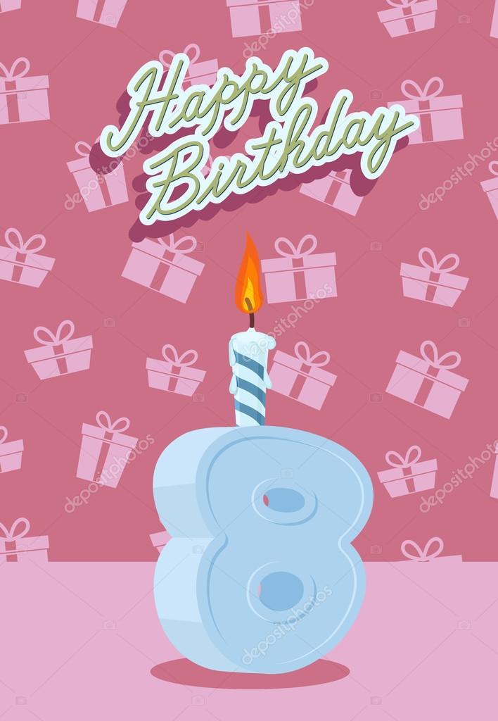 Immagini Di Compleanno 8 Anni Buon Compleanno 8 Anni