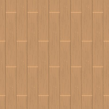 Laminate seamless pattern. Texture of  wood flooring. Vector bac