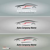 Autofirmenzeichendesign