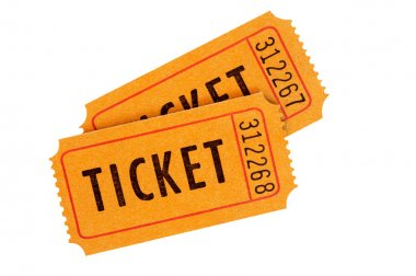 Orange admission tickets
