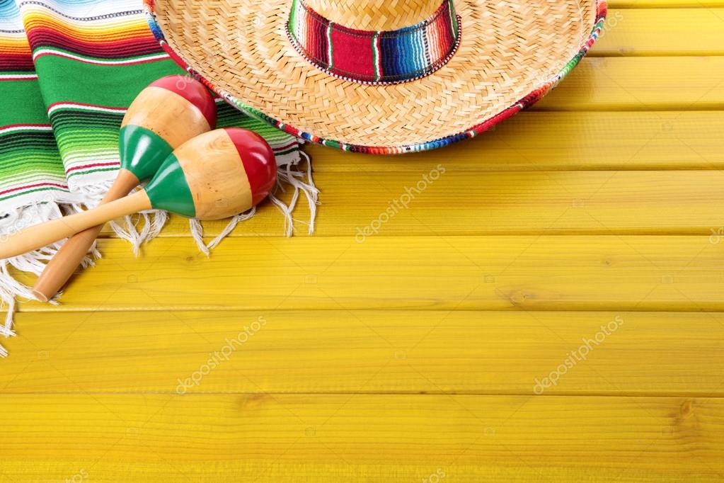 Mexican Background With Copyspace Stock Photo 169 David
