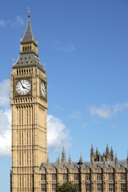 Big Ben view from Parliament Square