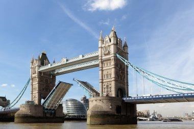 Tower Bridge with City Hall
