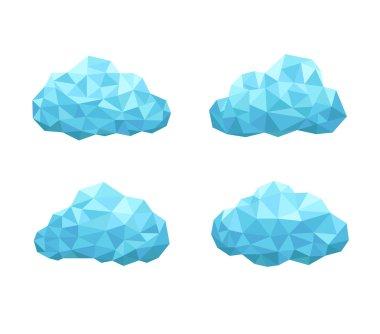 Cloud geometrical style