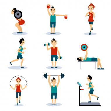 Sport and Leisure People Activities