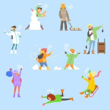 Winter Fun and Activities