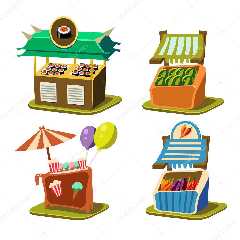 Image result for enterprise stalls clipart