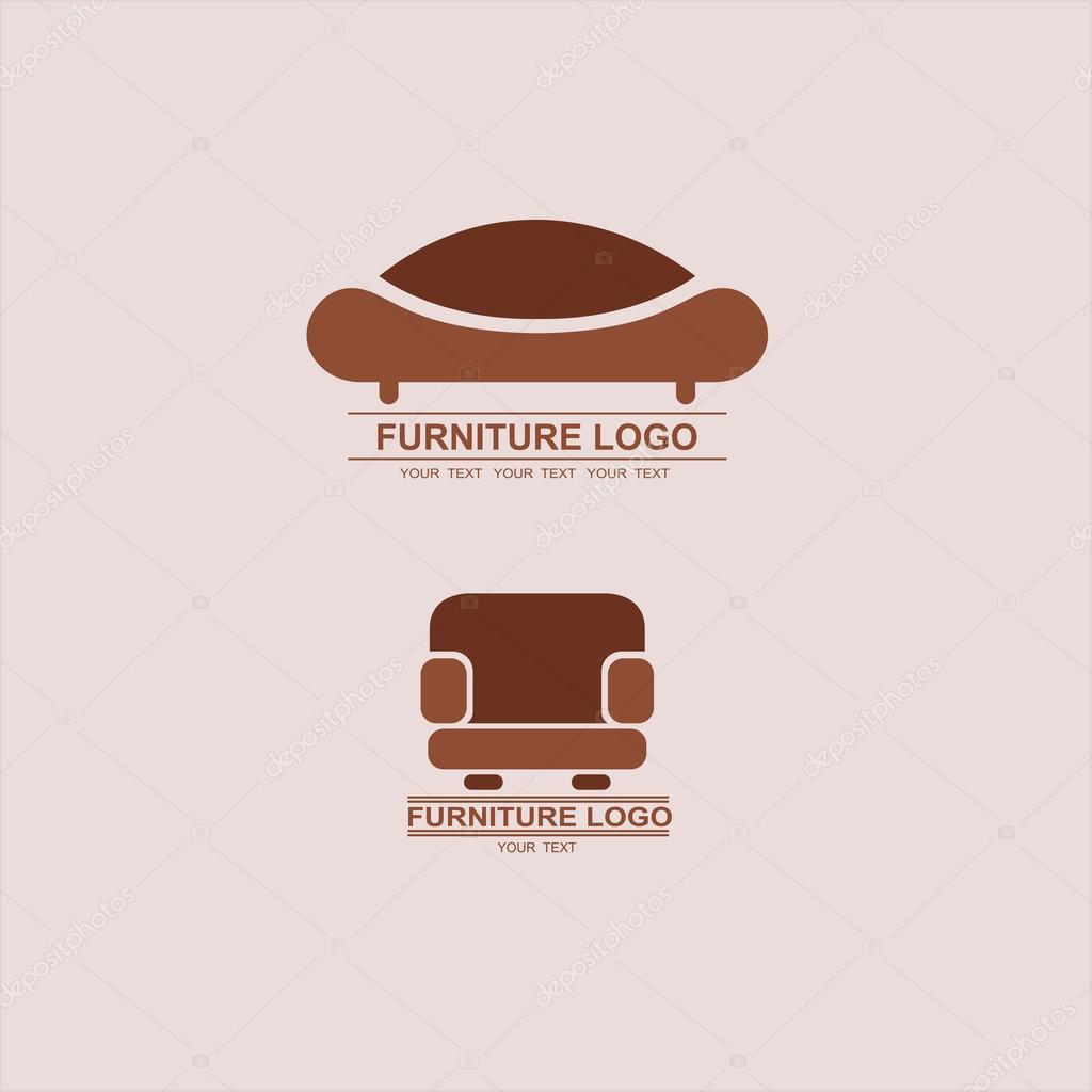 furniture logo. Modren Furniture Sofa Furniture Logo For Your Business Element Design Vector Set U2014 Stock  Vector With Furniture Logo O