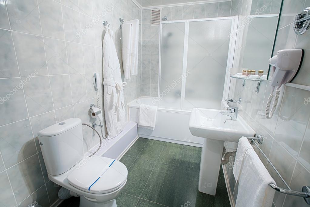Interior Of A Modern Hotel Bathroom. U2014 Stock Photo