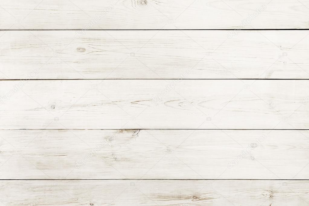 White Wood Floor Texture And Background. White Painted Wood Texture  Background. Rustic, Shabby Chick Wooden Background. Aged Wood Planks  Pattern.