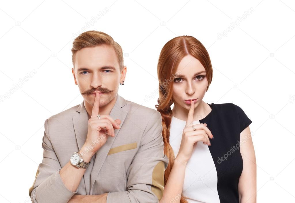 hemlig gift dating